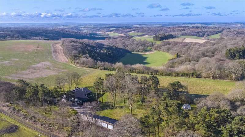 4 Bedrooms Detached House for sale in East Woodhay, Newbury, Berkshire, RG20