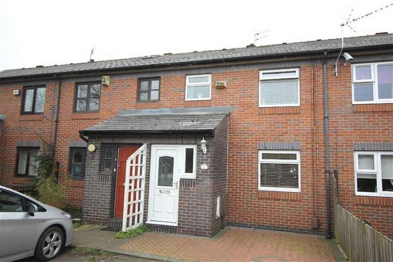 4 Bedrooms Terraced House for sale in Ransfield Road, Chorlton