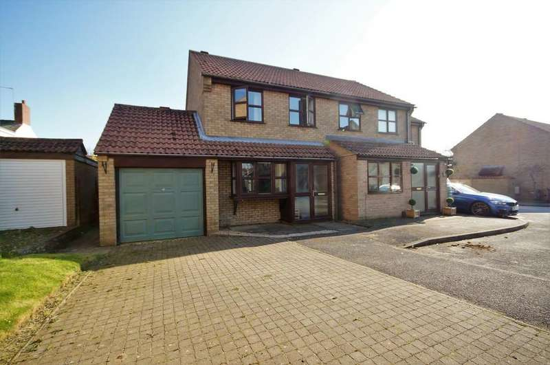 2 Bedrooms Semi Detached House for sale in Blacks Close, Waddington