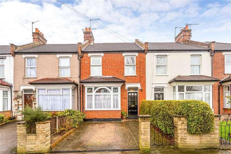 3 Bedrooms Terraced House for sale in Wellington Road, Enfield, EN1