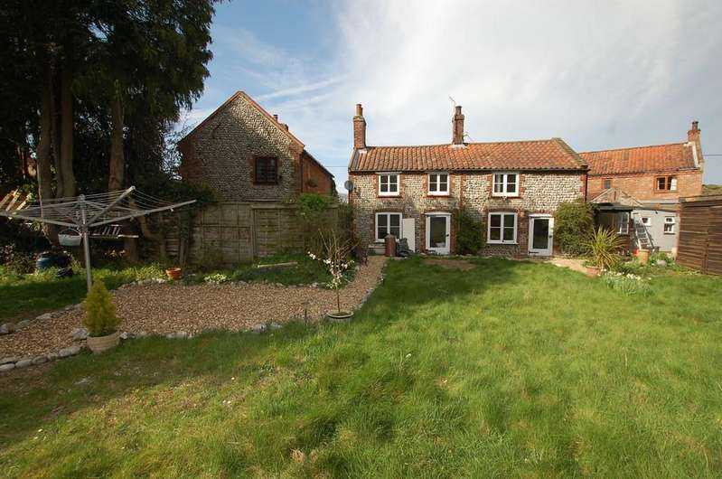 3 Bedrooms Cottage House for sale in Top Common, East Runton