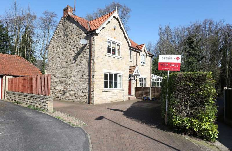 4 Bedrooms Detached House for sale in Abbey Lane Dell, Beauchief