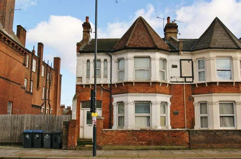 2 Bedrooms Ground Flat for sale in Craven Park, Harlesden
