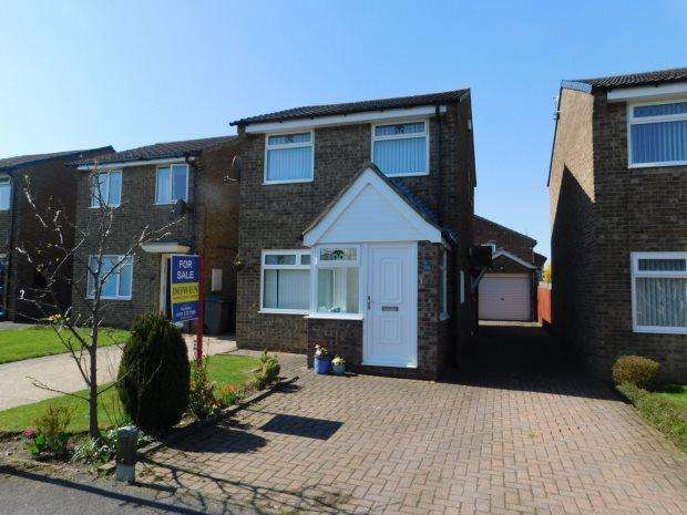 2 Bedrooms Detached House for sale in DINSDALE DRIVE, BELMONT, DURHAM CITY