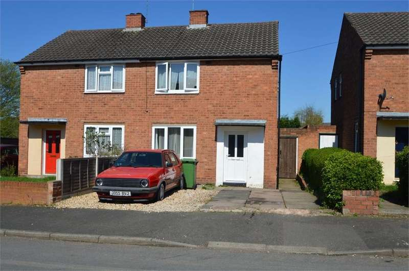 2 Bedrooms Semi Detached House for sale in Ash Crescent, Kingswinford, West Midlands