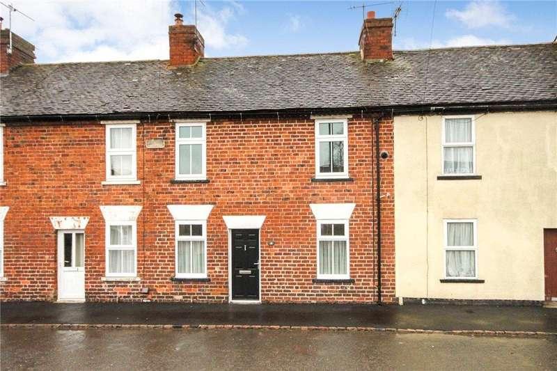 2 Bedrooms Terraced House for sale in Bridge Road, Cookley, Kidderminster, DY10