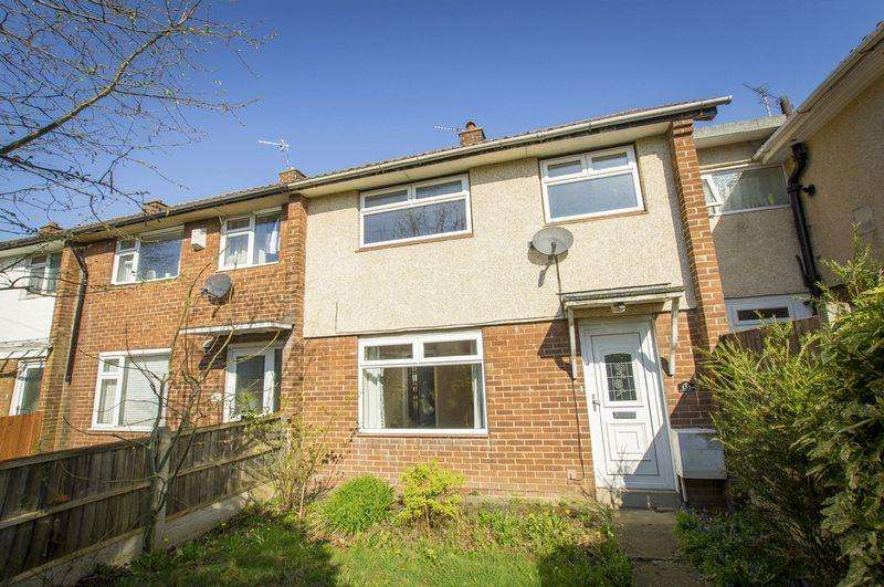 3 Bedrooms Terraced House for sale in VICARAGE ROAD, MICKLEOVER