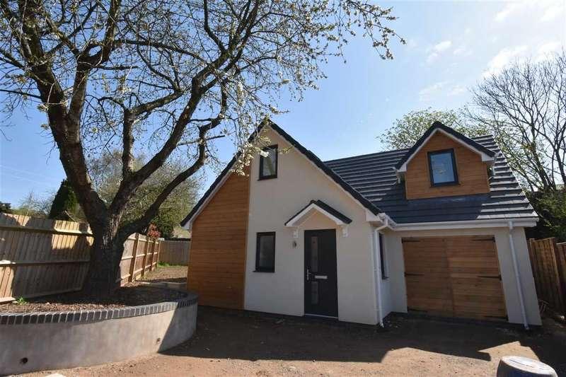3 Bedrooms Detached House for sale in Wyebank Way, Tutshill, Chepstow