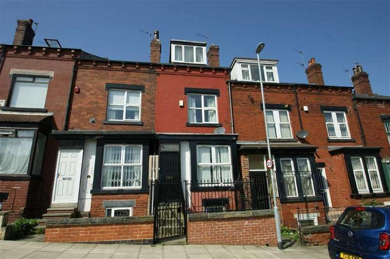 5 Bedrooms Terraced House for sale in Burchett Terrace, Woodhouse, LS6