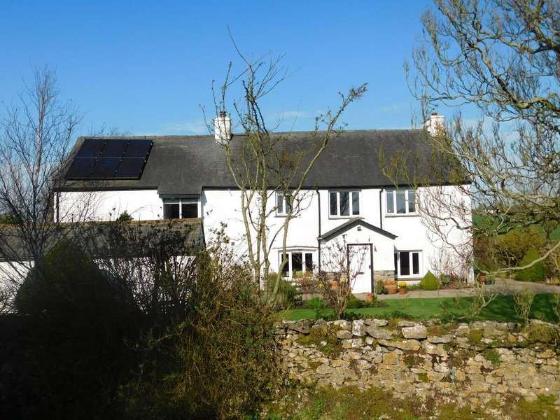 5 Bedrooms Detached House for sale in Beckside Farm, Little Urswick, Ulverston, Cumbria, LA12 0PY