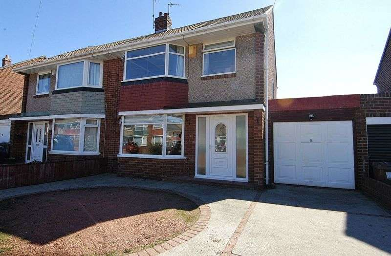 3 Bedrooms Property for sale in Burwood Road, North Shields