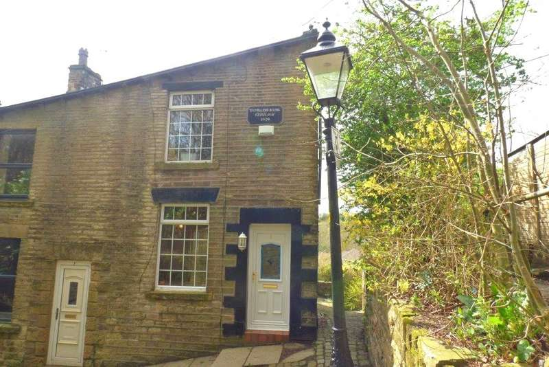 2 Bedrooms Terraced House for sale in Tumbling Bank Terrace, Lees, Oldham, Greater Manchester, OL4