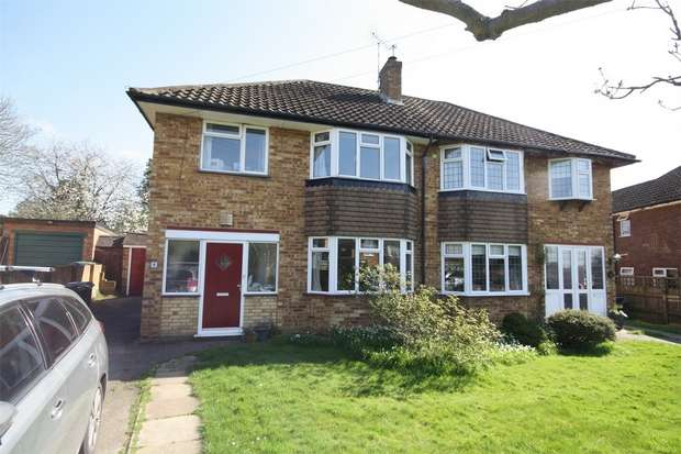 3 Bedrooms Semi Detached House for sale in Pond Lane, Chalfont St Peter, Buckinghamshire