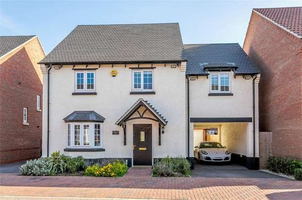 4 Bedrooms Detached House for sale in Red Cross Way, Nuneaton, Warwickshire