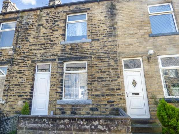 2 Bedrooms Terraced House for sale in Florist Street, Keighley, West Yorkshire