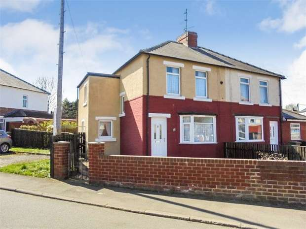 3 Bedrooms Semi Detached House for sale in Pine Road, Guisborough, North Yorkshire