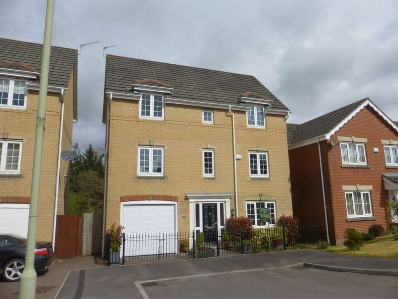 4 Bedrooms Town House for sale in St Davids Heights, Miskin, Pontyclun