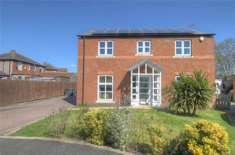 5 Bedrooms Detached House for sale in Birch Grove, Darlington, DL1