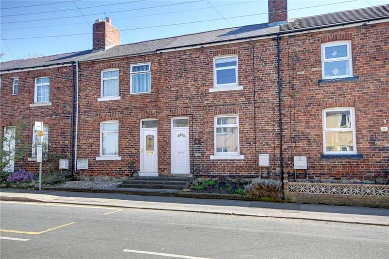 2 Bedrooms Terraced House for sale in Broomside Lane, Belmont, Durham, DH1