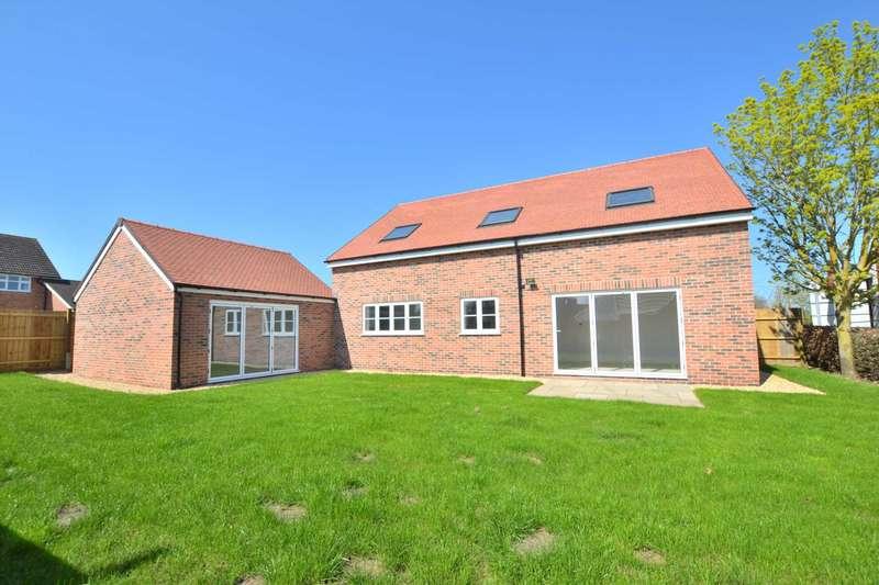 5 Bedrooms Detached House for sale in Fleet Lane, Twyning