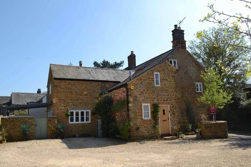 5 Bedrooms Semi Detached House for sale in Wardington