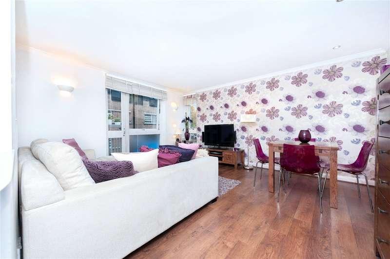 2 Bedrooms Flat for sale in Milborne Street, Homerton, E9