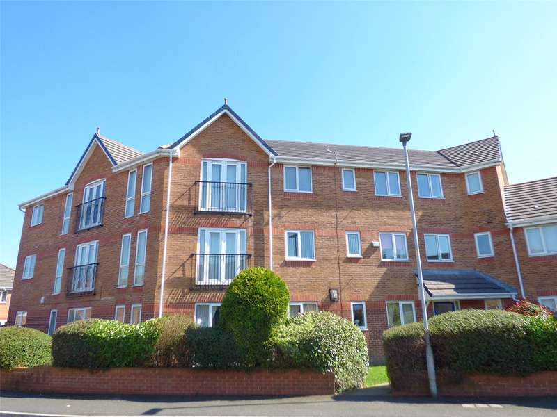 2 Bedrooms Apartment Flat for sale in Greetland Drive, Blackley, Manchester, M9