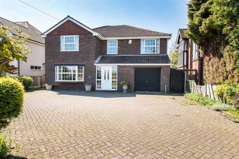 4 Bedrooms Detached House for sale in Gore Court Road, Sittingbourne