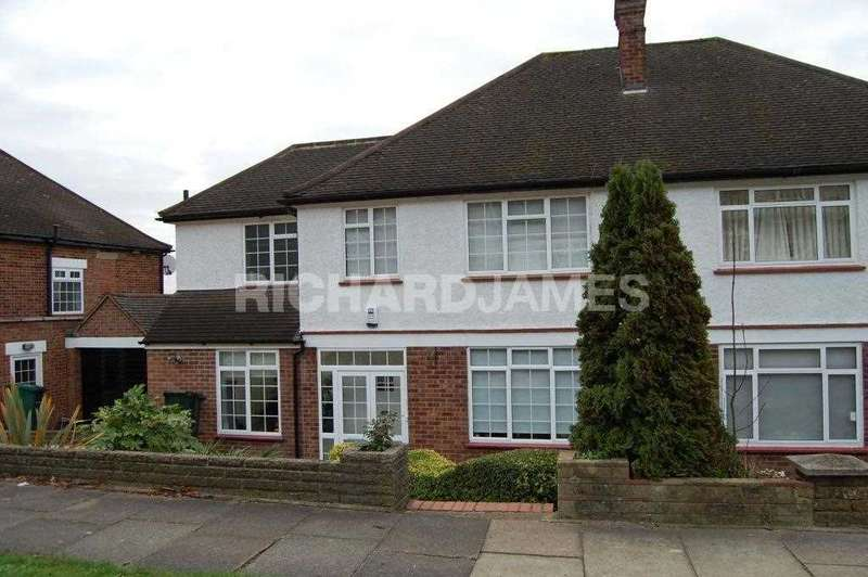4 Bedrooms Semi Detached House for sale in The Reddings, Mill Hill