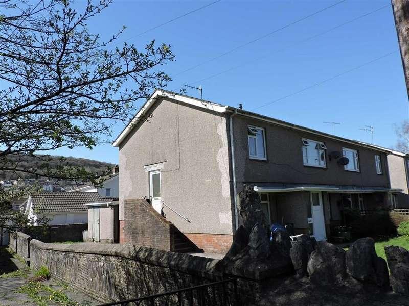 2 Bedrooms Flat for sale in Glanyrafon Road, Ystalyfera