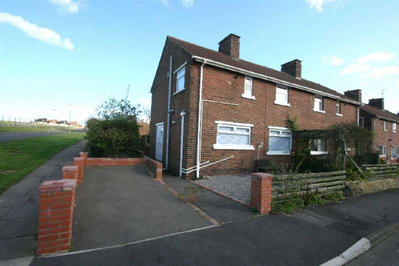 3 Bedrooms Semi Detached House for sale in Fir Park, Ushaw Moor, Durham