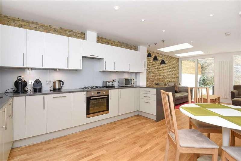 2 Bedrooms Flat for sale in Warlock Road, London, W9