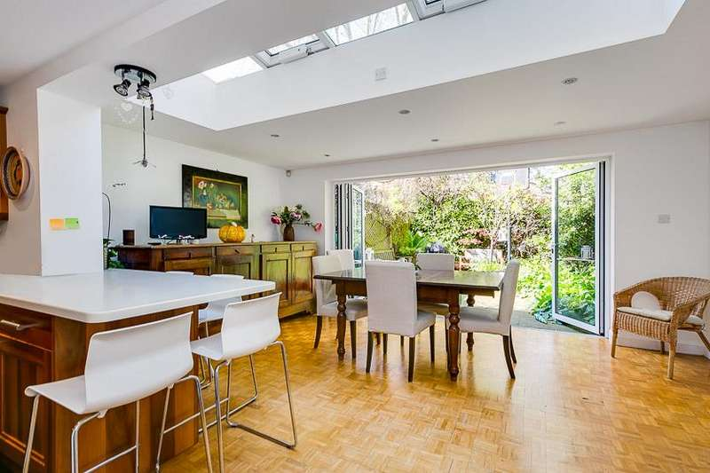 4 Bedrooms House for sale in Trevanion Road, London, W14