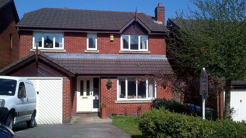 4 Bedrooms Detached House for sale in 22, Tarnbeck, Norton, Runcorn, Cheshire, WA7 6SF