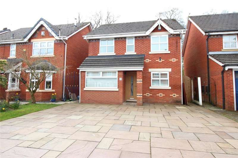 3 Bedrooms Detached House for sale in Burghill Road, Liverpool, Merseyside, L12