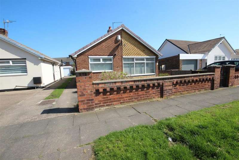 2 Bedrooms Detached Bungalow for sale in Byland Grove, Seaton Carew, Hartlepool