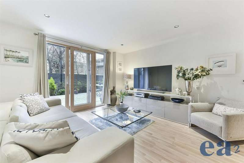 1 Bedroom Apartment Flat for sale in Binnacle House, 10 Cobblestone Square, Wapping