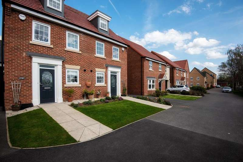 3 Bedrooms Semi Detached House for sale in Waterton Road, Castleford