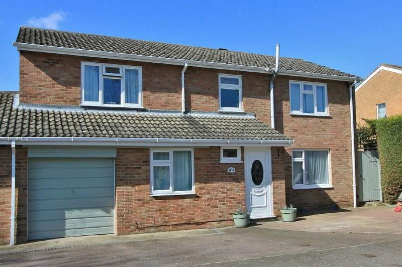 4 Bedrooms Link Detached House for sale in Glover Street, Over
