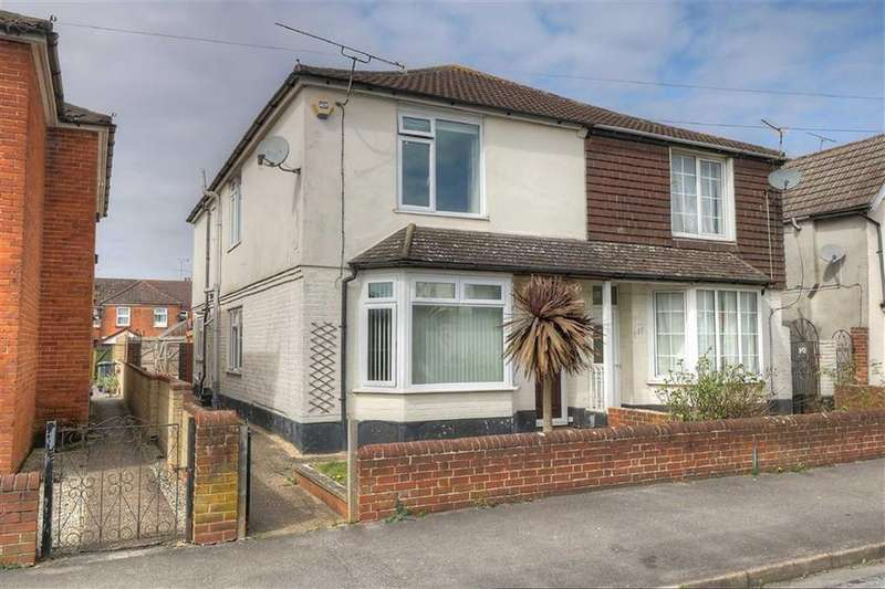 3 Bedrooms Semi Detached House for sale in Chamberlayne Road, Eastleigh, Hampshire