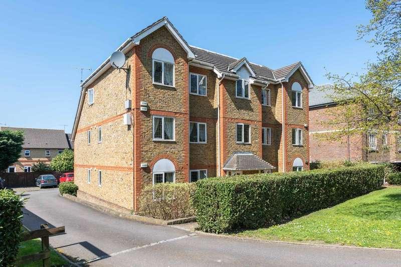 2 Bedrooms Apartment Flat for sale in Brooklands Road, Weybridge KT13