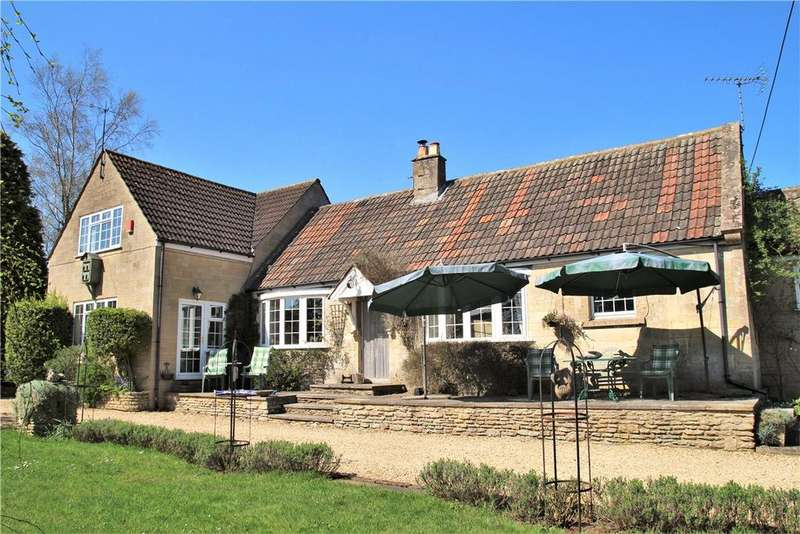 4 Bedrooms Detached House for sale in Goods Hill, Gastard, Corsham, Wiltshire, SN13