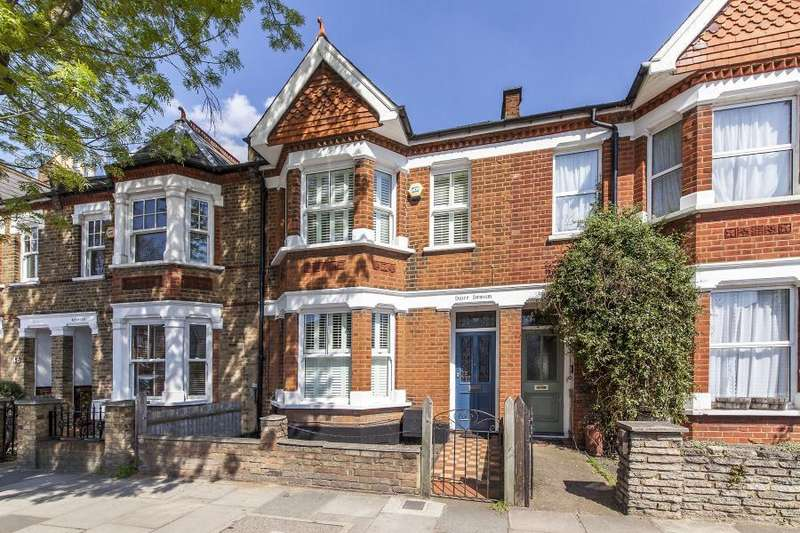 4 Bedrooms House for sale in Whitton Road, Twickenham, TW1