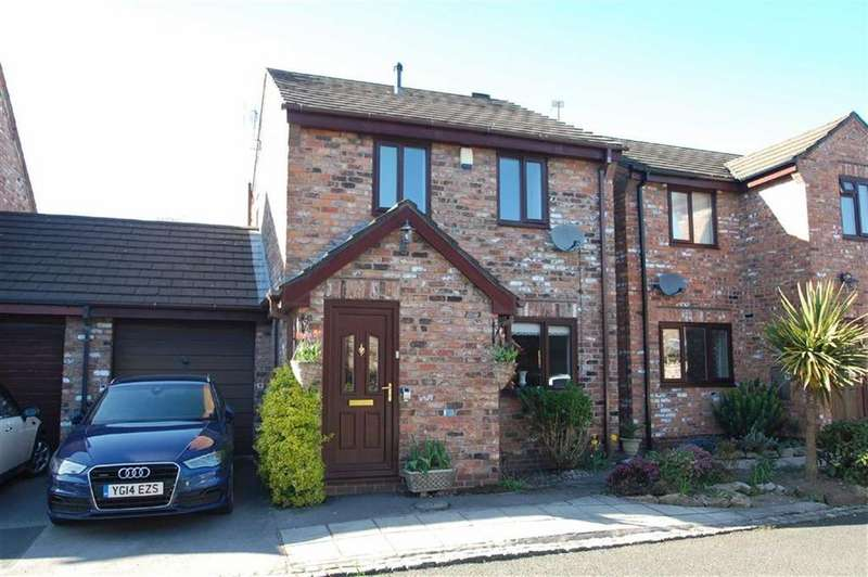 3 Bedrooms Detached House for sale in Tudor Green, Wilmslow, Cheshire