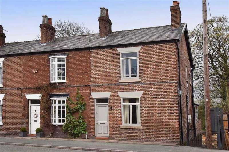 2 Bedrooms Terraced House for sale in Knutsford Road, Alderley Edge