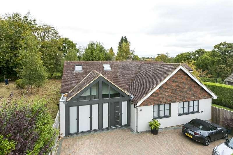 4 Bedrooms Detached House for sale in Birling Drive, Tunbridge Wells, Kent