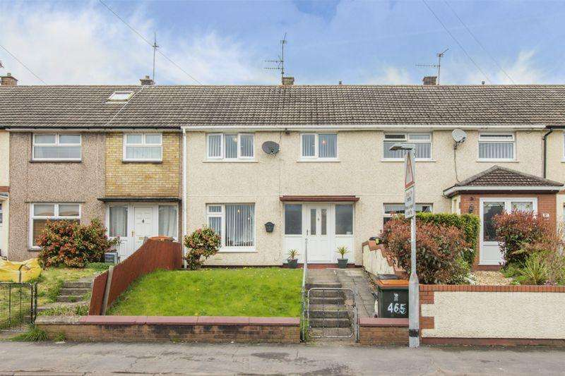3 Bedrooms Terraced House for sale in Monnow Way, Newport - REF #00004277