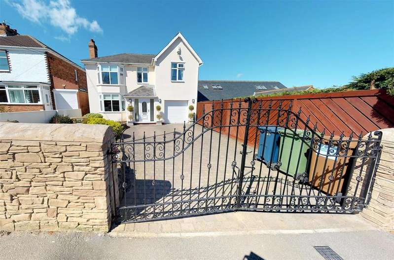 5 Bedrooms Detached House for sale in Beauvista, Durham Road
