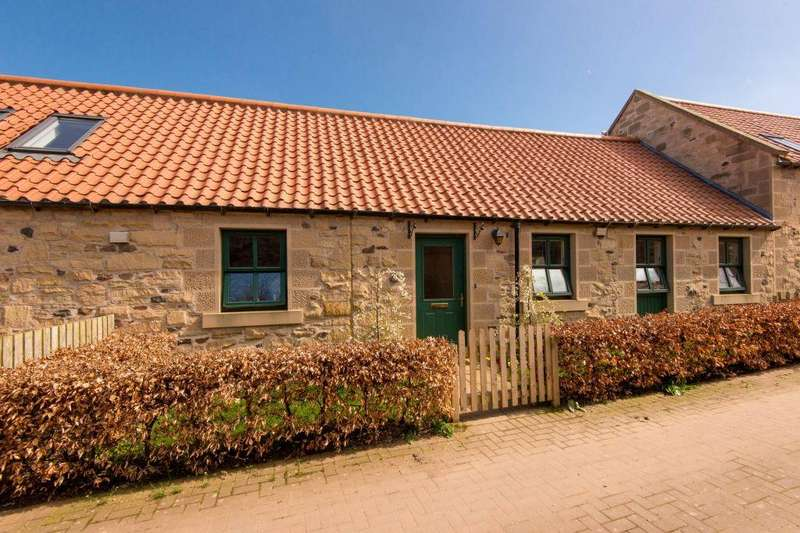 2 Bedrooms Terraced House for sale in 2 Ballencrieff Steading, Longniddry, East Lothian, EH32 0QH