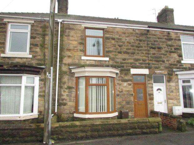 2 Bedrooms Terraced House for sale in MANOR ROAD, ST HELENS, BISHOP AUCKLAND
